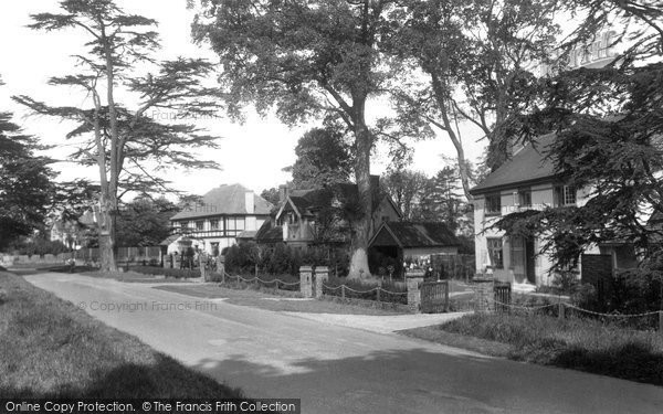 Photo of Ashtead, Rookery Hill 1939