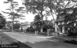 Ashtead, Rookery Hill 1939