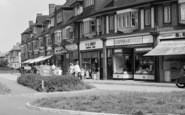Ashtead, Shops 1950