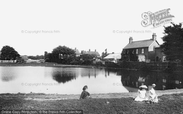 Photo of Ashtead, the Fish Pond 1904