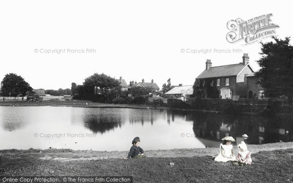 Photo of Ashtead, The Fish Pond 1904