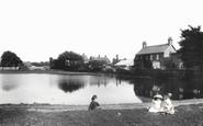 Ashtead, The Fish Pond 1904