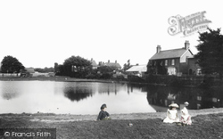 Ashtead, The Fish Pond 1904