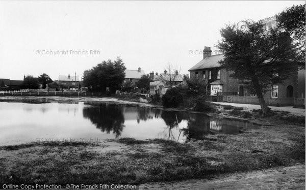 Ashtead, The Fish Pond 1913