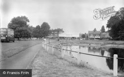Ashtead, The Fish Pond c.1950