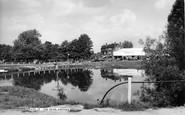 Ashtead, The Pond 1950