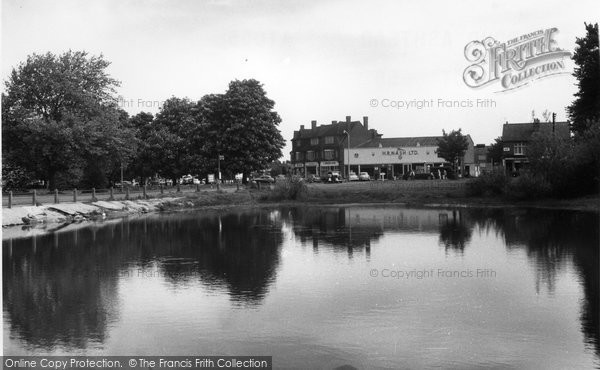 Photo of Ashtead, The Pond 1961