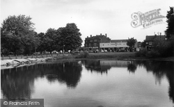Ashtead, The Pond 1961