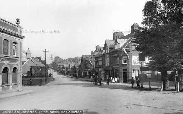 Photo of Ashtead, The Street 1908