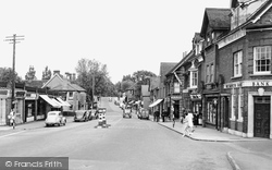 Ashtead, The Street 1950
