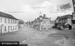 Ashtead, The Street 1961
