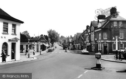 Ashtead, The Street c.1960