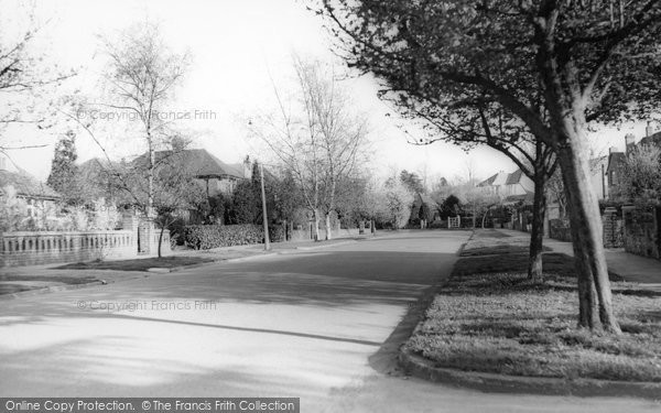 Photo of Ashtead, West Farm Avenue c.1960