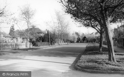 Ashtead, West Farm Avenue c.1960