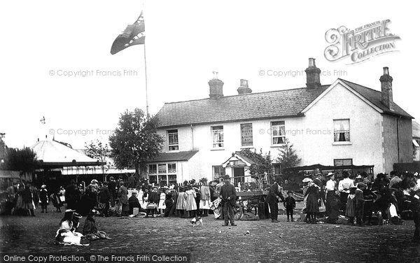 Photo of Ashtead, Woodfield House, The Village Fete 1894