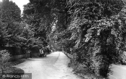 Ashtead, Woodfield Lane 1928