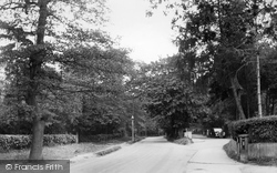 Ashtead, Woodfield Lane 1938
