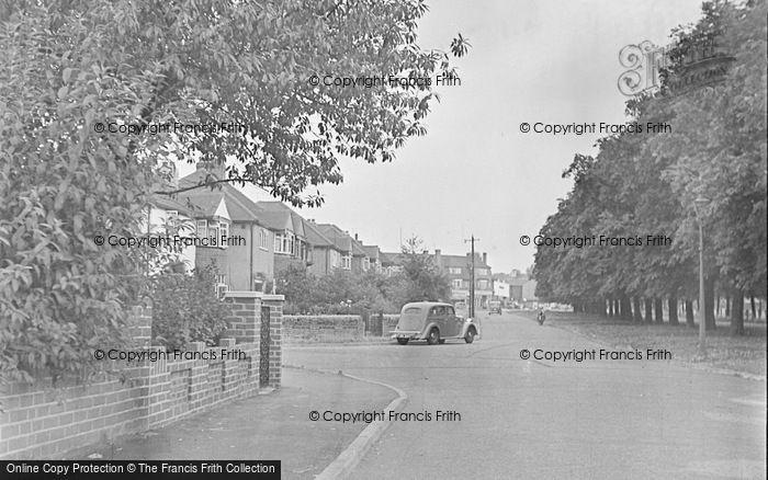 Photo of Ashtead, Woodfield Lane 1950
