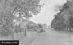 Ashtead, Woodfield Lane 1950