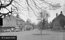 Ashtead, Woodfield Lane c.1950