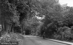 Ashtead, Woodfield Lane c.1960