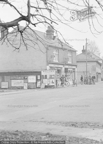 Photo of Ashtead, Woodfield Lane, Weller's c.1950