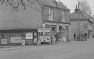Ashtead, Woodfield Lane, Weller's c.1950