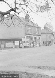 Ashtead, Woodfield Lane, Weller's c.1950