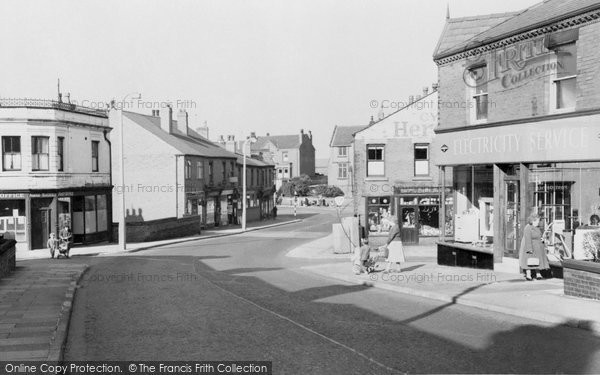 Ashton In Makerfield, Bryn Street c.1955