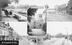 Ashton-In-Makerfield, Composite c.1960