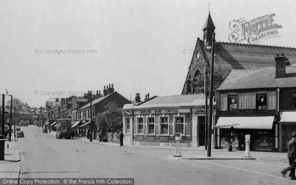 Ashton In Makerfield, Gerrard Street c.1955