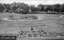 Jubilee Park c.1955, Ashton-In-Makerfield
