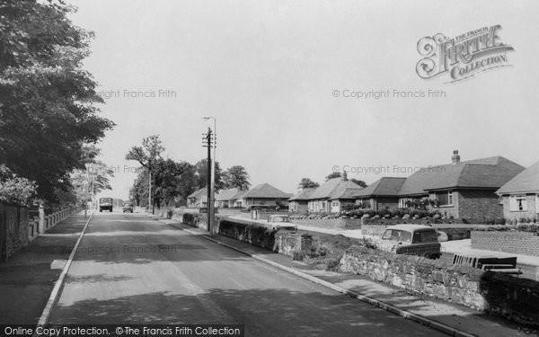 Ashton In Makerfield, Liverpool Road c.1960