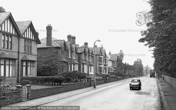 Photo of Ashton In Makerfield, Wigan Road c.1960