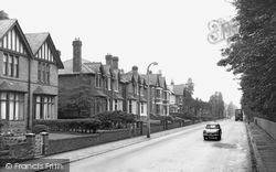 Ashton-In-Makerfield, Wigan Road c.1960