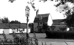 Ashton Keynes, The Horse And Jockey Inn c.1955