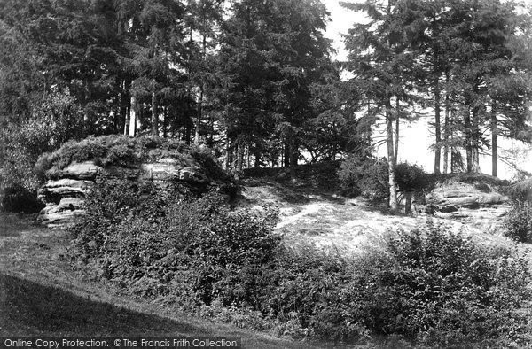 Photo of Ashurst Wood, 1890