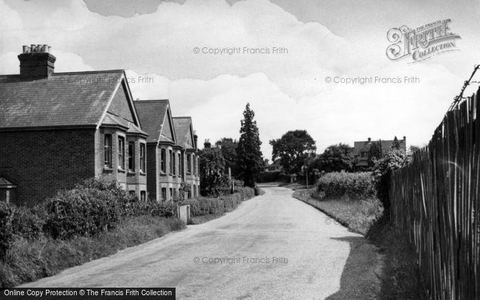 Photo of Ashurst Wood, c.1955