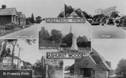 Composite c.1955, Ashurst Wood