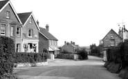 Ashurst Wood, Maypole Road c.1955