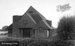 Ashurst Wood, St Dunstans Hall c.1955