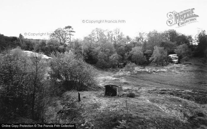 Photo of Ashurst Wood, The Rocks c.1960