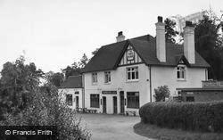 Ashurst Wood, The Three Crowns c.1955