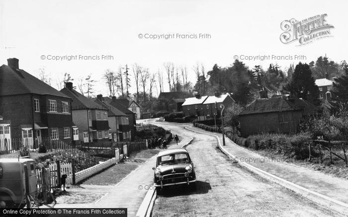 Photo of Ashurst Wood, Woods Hill Lane c.1960