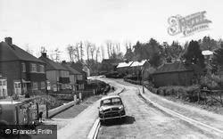 Ashurst Wood, Woods Hill Lane c.1960