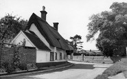 Ashwell, Chantry House c.1955