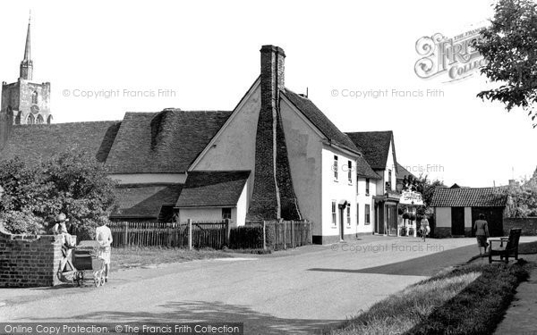 Photo of Ashwell, High Street 1951