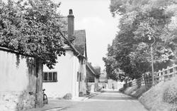 Ashwell, Mill Street c.1950