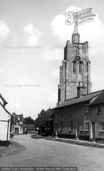 Photo of Ashwell, The Church Of St Mary The Virgin c.1951
