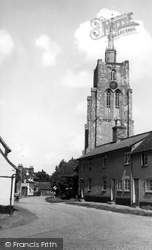 Ashwell, The Church Of St Mary The Virgin c.1951